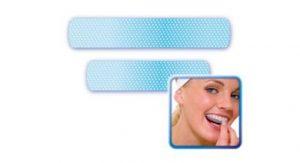 Bieliace pásiky na zuby Crest