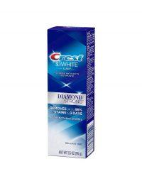 Bieliaca zubná pasta Crest 3D diamond strong
