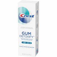 Zubná pasta Crest Gum Detoxify